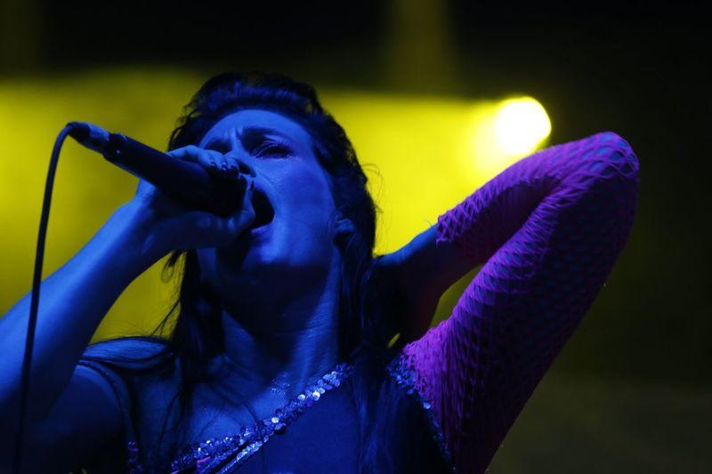 Leroe24fotos.com Press-Pass Cocorosie Concert