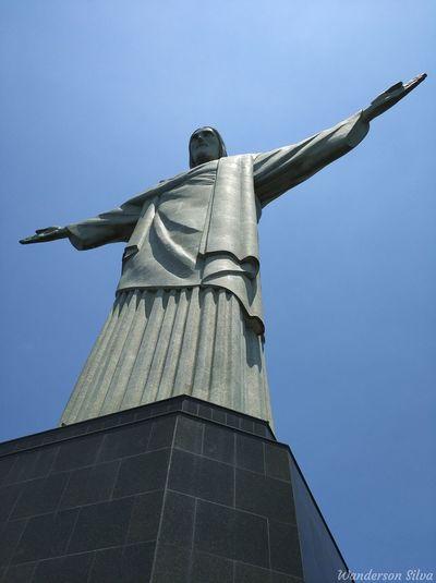 Rio De Janeiro Corcovado Brasil Xiaomi Mi6 Fotografiadebolso Cristo Redentor-Río De Janeiro