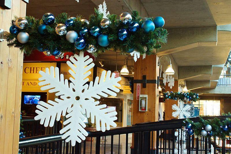12 Days Of Eyeem : Prizes Daily Christmas Decoration LonsdaleQuayMarket North Vancouver,BC Canada Christmas Ornament Spirit Of Christmas