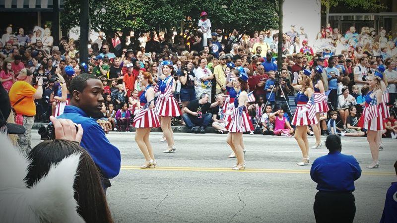 Captain Americas Ladies