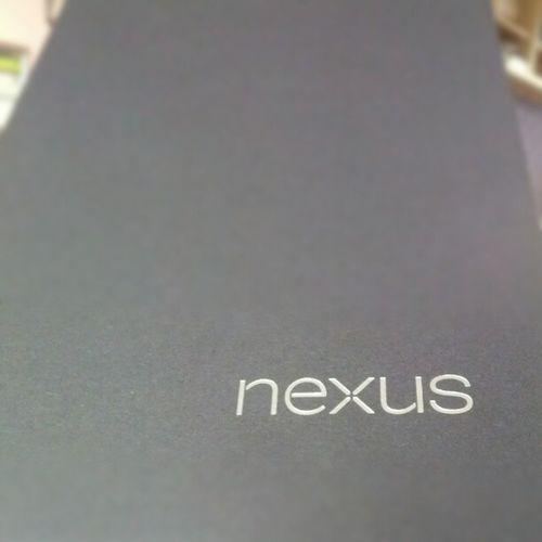 Santa was here earlier :) Nexus7