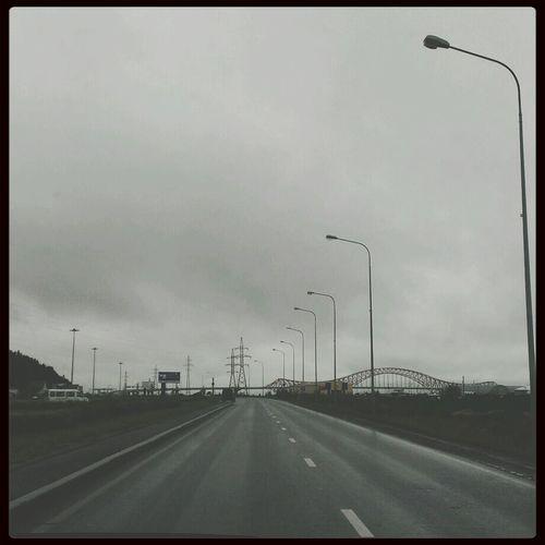 Осенняя пора-очей очарование Дождь Осень Хочеться спать в дороге