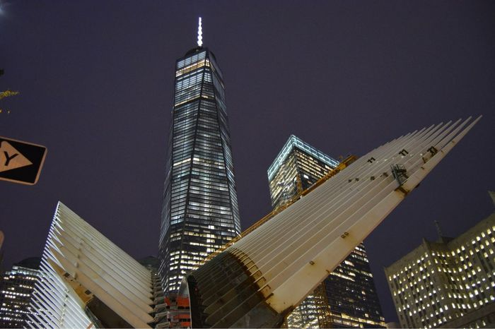 New York City New York NYC Photography NYC Freedom Tower One World Trade Center Oneworldtradecenter Freedomtower Building City