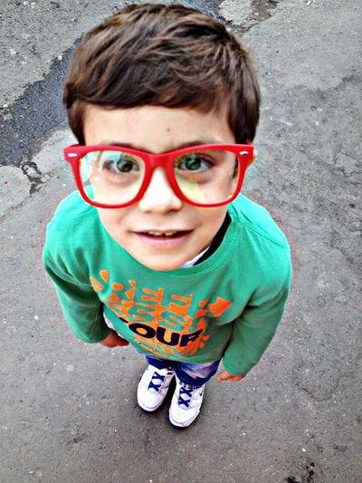 Cute young man