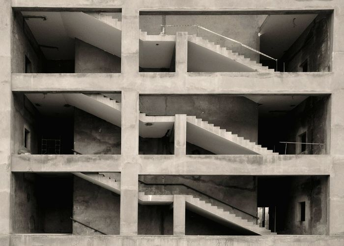 Architecture Built Structure No People Backgrounds Old-fashioned Day Close-up Outdoors Construction Stairway