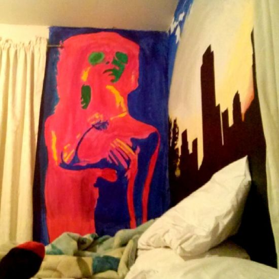 Women women Painting Mywall