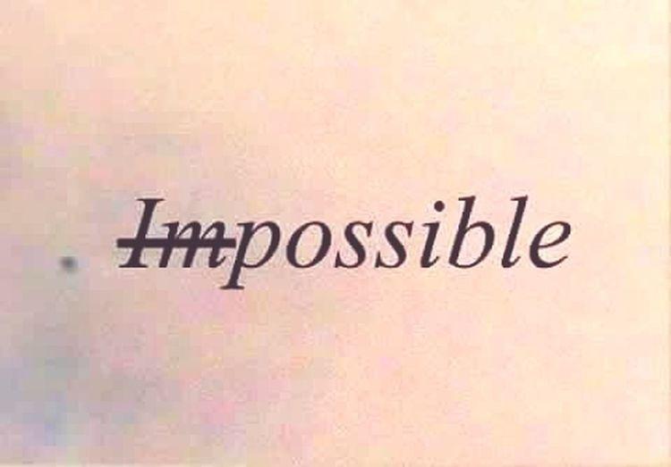 Impossibile Possibile 🚫 😚