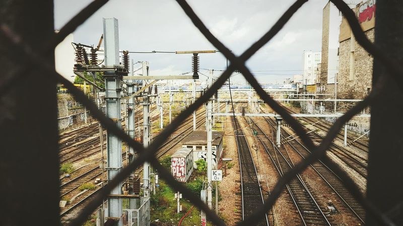 Trainyard Paris
