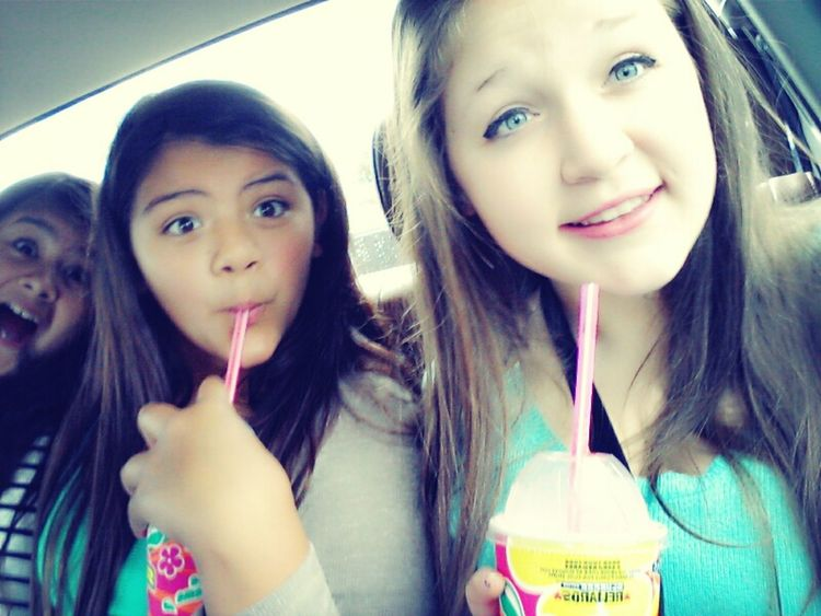 Lovin' those Slurpees <3