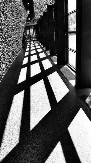 Architecture Building Light And Shadow Check This Out Black And White Toruń City Poland Symetry Travel Photography Center Of Art Pattern