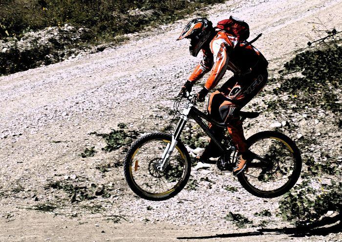 Bike Mountain Mountain Biking Nikon Reflex Filter Edited Photography Photooftheday Photoshop Extreme Sports Extremely