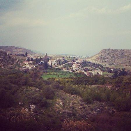 Dagda bayirda universite keyfi :) Lefke Cyprus Lau