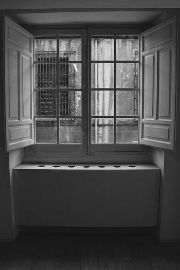 Museum Madrid Window Architecture Art Museum