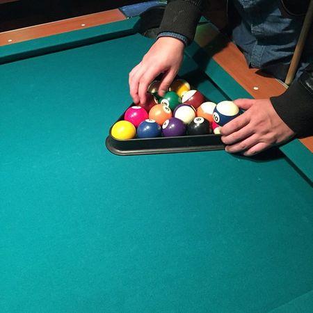 Irishpub NYC Chillpub Pooltable