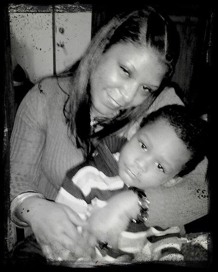 Loving My Son