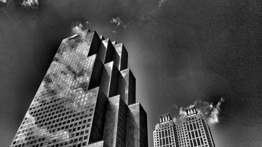 Blackandwhite Urban Landscape Urban Geometry