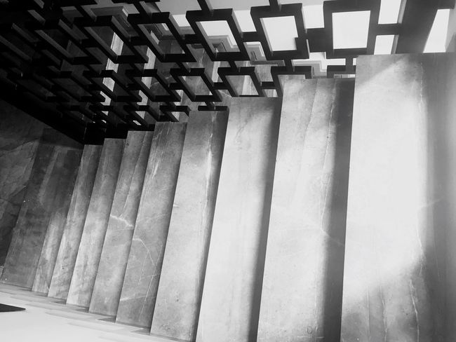 Pattern Home Stairs Blackandwhite No People Indoors  Built Structure Day Architecture EyeEmNewHere