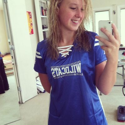 I love my new football uk shirt !!!! Uk Football BBN GoCats