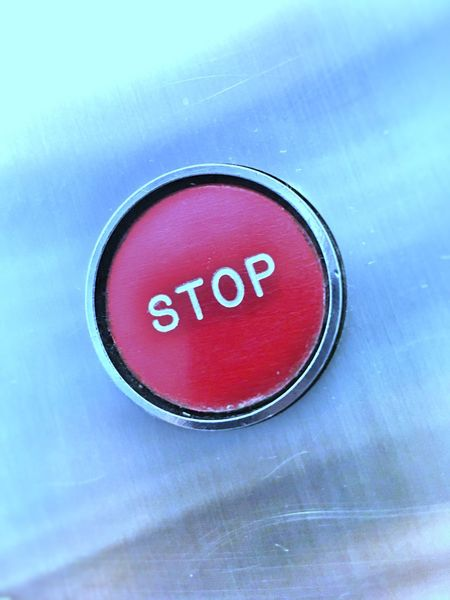 Stop button. Circle Text Communication Red Close-up No People Stop Stop Button Stop Switch Divorce Break Up End Final Urgency Emergency Crisis
