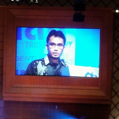 @aimanazlan90 as one of the emcee for @twinsoffaithkl 2013 *One of my Vlog Idol* :) Thesunnahthebetter Addin Almightybless