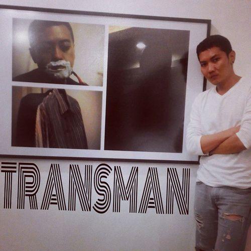 Transman by Witz Dee