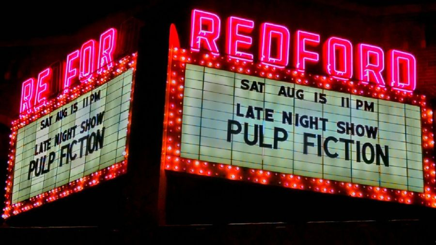 Pulpfiction Classicfilm BigScreen Favoritemovie Tarantino Puremichigan Film MOVIE