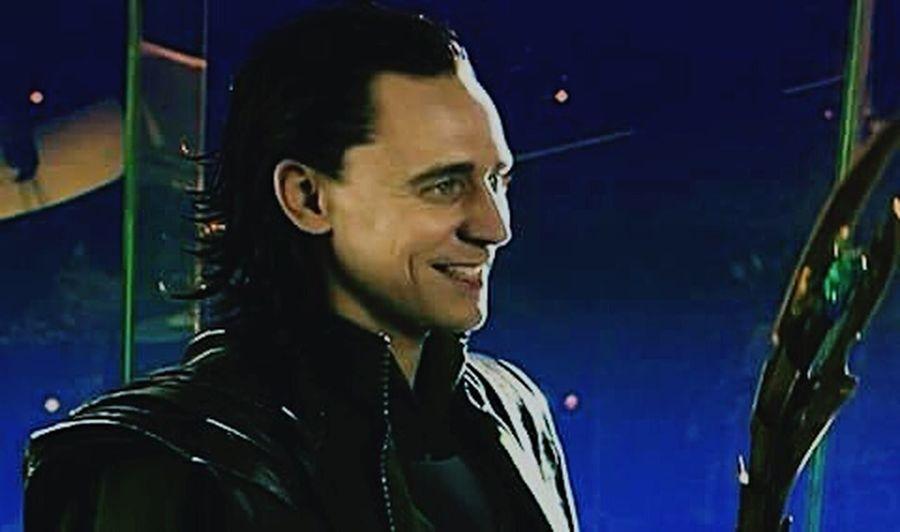 Loki Asgard Smile Villain Marvel Avengers Tom Hiddleston