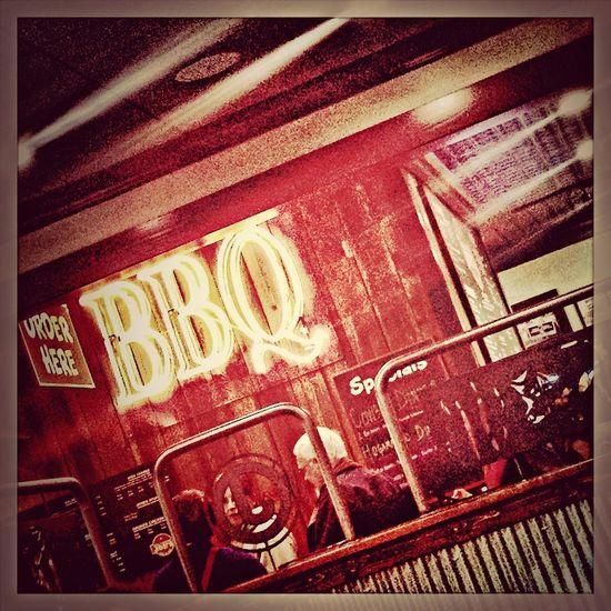 Best BBQ in the world! BBQ Kansas City Oklahoma Joe's