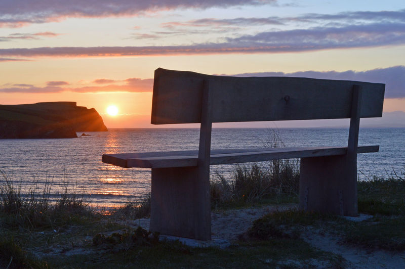 Bench EyeEm Nature Lover Island Life Island View  Landscape_Collection Lucky Silhouette St Ninian Tombola Beach Eyem Beach Eyem Best Shots Nature_collection Eyemphotography Island Landscape Sea Shetland Sit Down Sky St Ninians Isle Summer Sun Sunset Tombola Beach Water