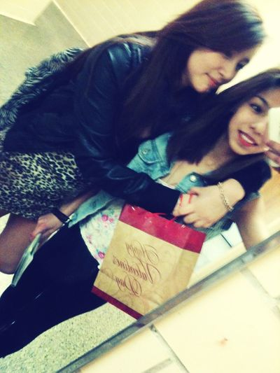 My bestfriend <3 life wouldn't be what it is today if I didn't have her !