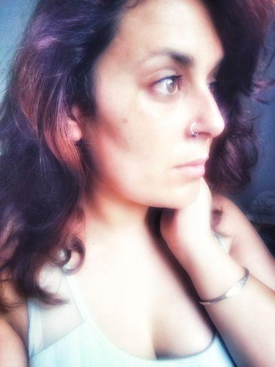 Young Women Beautiful Woman Portrait Beauty Women Beautiful People Headshot Females Looking At Camera Depression - Sadness