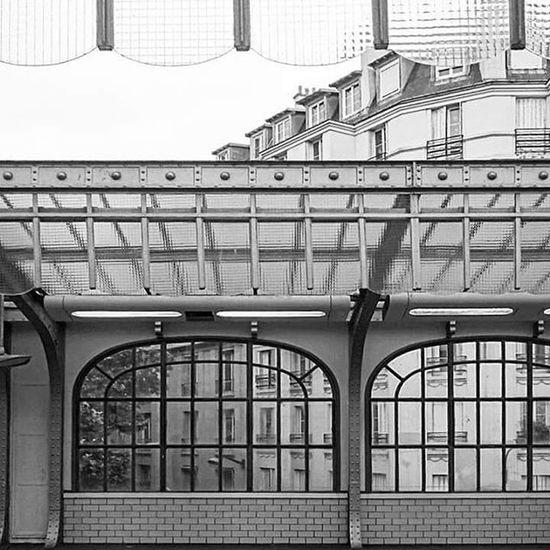 Photograhy Paris Subway Blackandwhite
