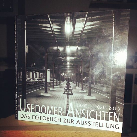 Das Fotobuch zur Ausstellung Photografie Bansin Photo Vernissage Book Buy Followback Fotografie Followme Foto Usedom Galerie Ausstellung