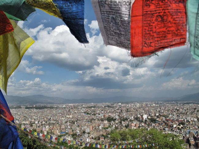 Nepal Cityscapes Flag Traveling Travel Photography City Places Pray For Nepal