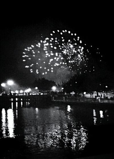 B&w Photography 4th Of July