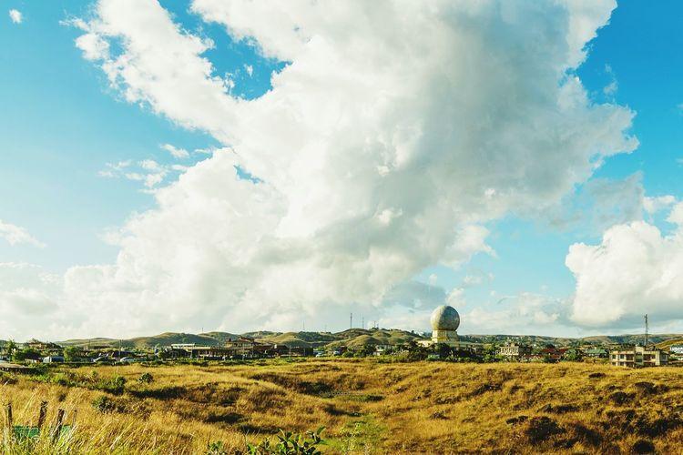 Cloud - Sky Sky No People City Outdoors Landscape Day Handheld Cherrapunjee Cherrapunji Nature Beauty In Nature