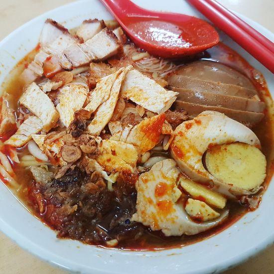 Hawkerfood Hokkienmee Penang Malaysia Foodporn Food Foodie Hawkers Noodles Noodlesoup Meat Streetfood