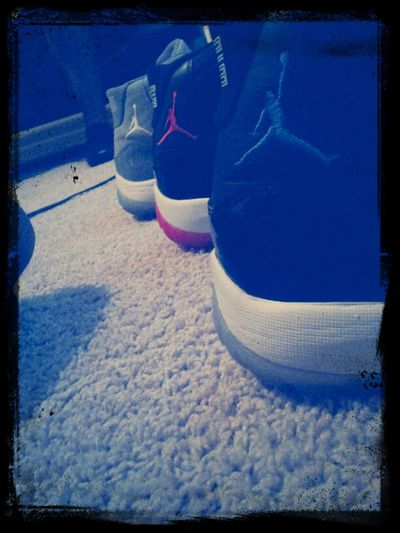Cool Greys...breds...and Space Jams Lol