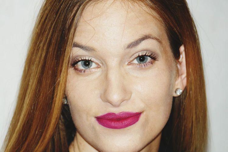 Human Lips Eyelash Young Women Portrait Beauty Beautiful Woman Human Face Looking At Camera Headshot Beautiful People