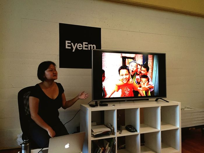EyeEmSPS Startup Being All Lean EyeemHQ Check Out Our Mess!