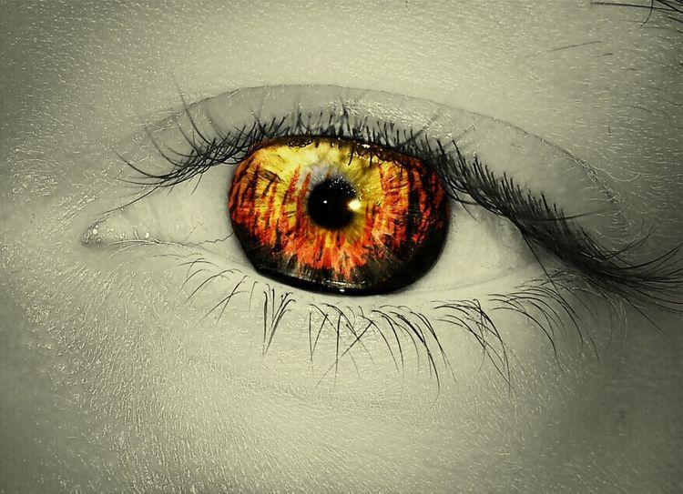 Eyes Eye Edit Feuer Augen Auge Pics By Mr_badabing