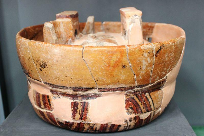 Ceramic Ceramic Art Archaeology Maqueta EyeEmNewHere Art Antique Ancient Civilization Ancient History Peru EyeEm Selects Indoors  No People Close-up Day