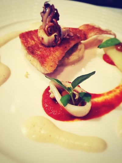 The Same Procedure As Every Year Dinner Great Atmosphere Food Enjoying A Meal Quality Time Fish Rosefish