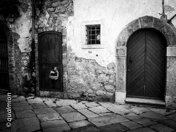 #urbanana: The Urban Playground Ancient City Cobblestone Streets Footpath Street View View Arch Black And White Building Building Exterior Cobblestone Door Footpath Old Old Buildings Old City Outdoors Perpective Stone Stone Material Street The Way Forward Town Urban