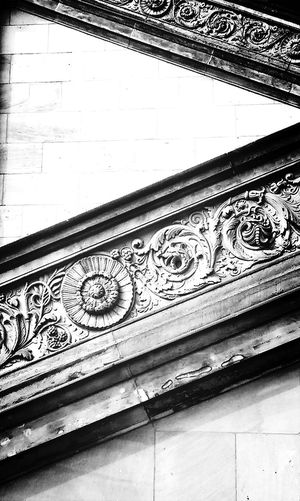 Low angle view of architectural feature