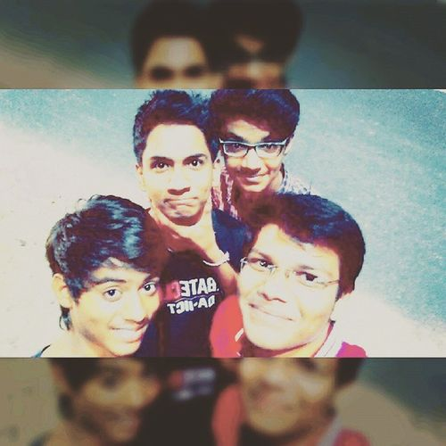 Crazy_moments Hangout Nighout Incomplete without themLove u all