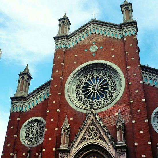 Istanbul Turkey Istiklal Church Sanantuan Kilise Topvsco Benimkadrajim Durdurzamani Vsconature Afterlight