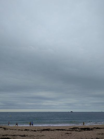 Ciel bleu breton Bretagne