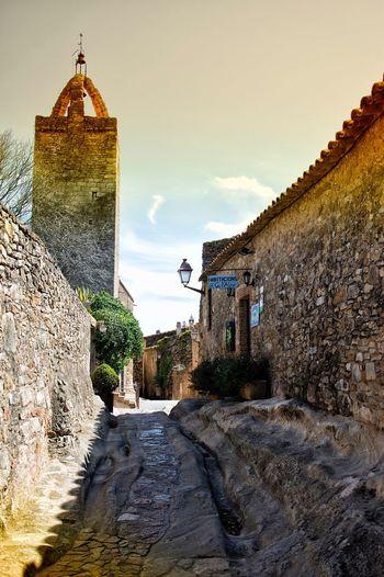 Peratallada Arquitecture Peratallada Arquitectura Ciudad Piedras Rural Turismo Cataluña España🇪🇸 First Eyeem Photo