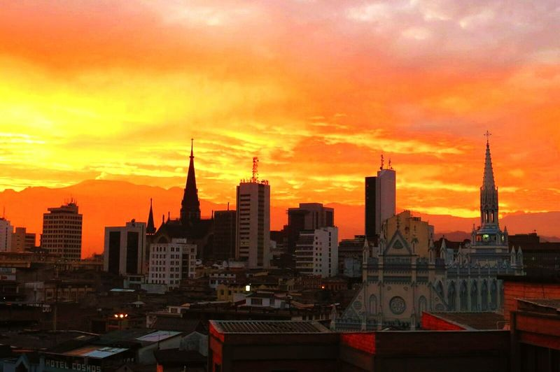 Hermoso Manizales First Eyeem Photo